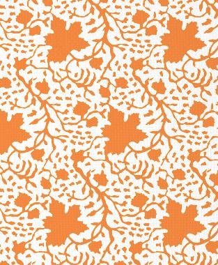 Tillett Textiles Seagrapes Carrot