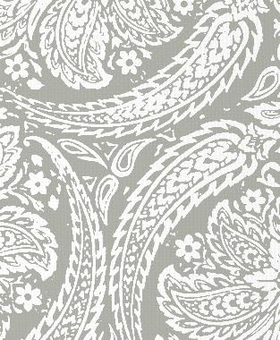 Tillett Textiles Newman Paisley Sea Haze