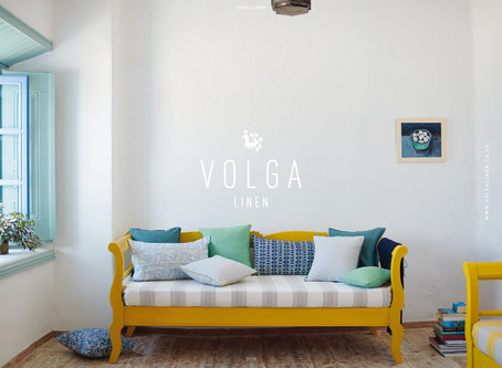 Some Inspiration from Volga Linen