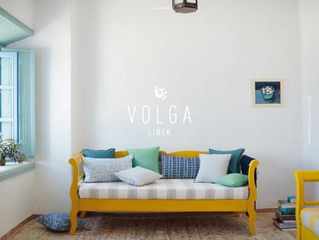 Some Inspiration from Volga Linen