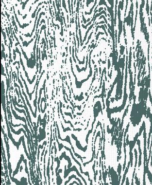 Tillett Textiles Woodgrain Deep sea
