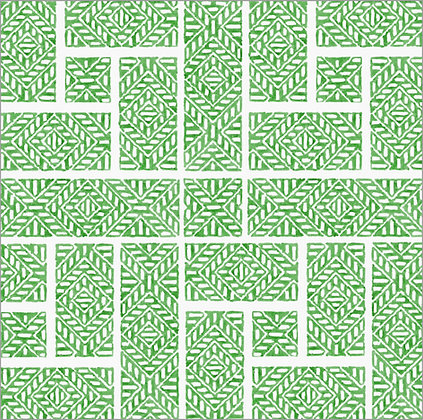 Ferran Textiles Wallpaper Shoji Grass