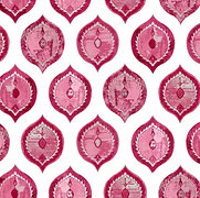 Ottoman Ogival Ruby