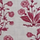 Thumbnail: MUGHAL FLORAL Berry UK Natural Linen