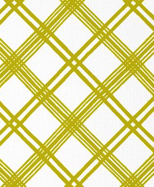 Tillett Textiles Argyle Crossing Charteuse
