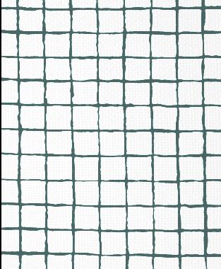 Tillett Textiles Grid Alert Deep sea
