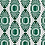 Thumbnail: IKAT MINI Emerald UK Natural Linen