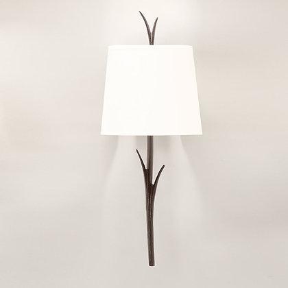 Aeole wall lamp Bronze