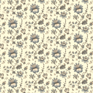 Francis Floral Taupe