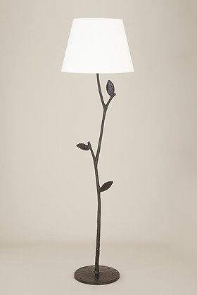 Bronze Floor Lamp Flora
