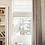Thumbnail: Madder Cutch & Co Achillea Foliage Small Slate Grey on White