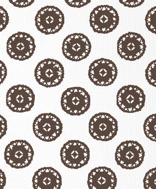 Tillett Textiles Vignelli Cocoa