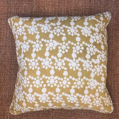 Moksha Olive Green Cushion