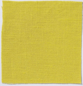 Volga Linen NEVA CHINESE YELLOW