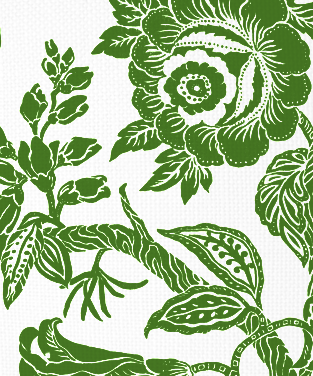 Chelsea Forest Green on White