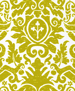 Tillett Textiles Deauville Charteuse