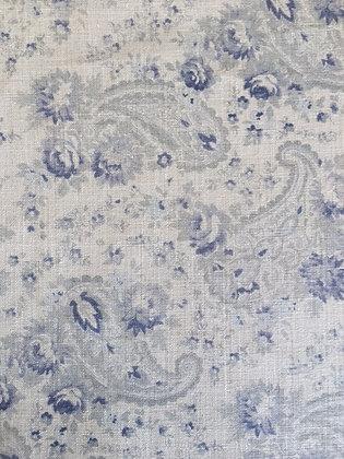 Sarah Hardaker Vintage Paisley Swedish Blue