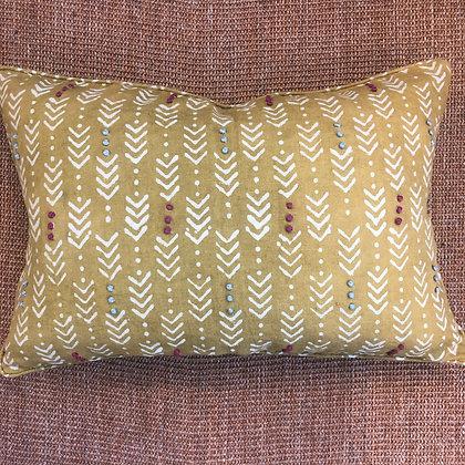 Jiva Olive Green Cushion
