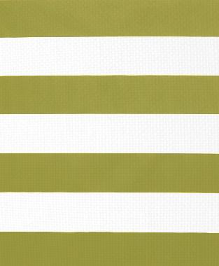 Tillett Textiles Horizontal Stripe Forest Moss