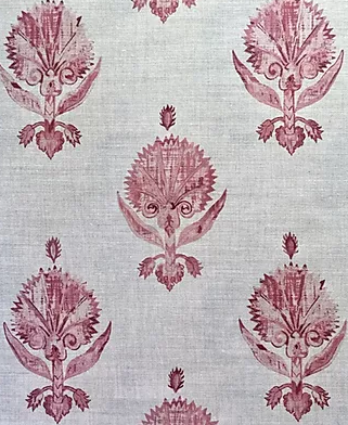 KARANFIL Rose UK Natural Linen