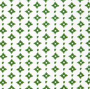 Winston Forest Green on White Forest Green on White