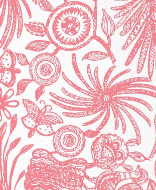 Tillett Textiles Ixtaplauca Sorbet