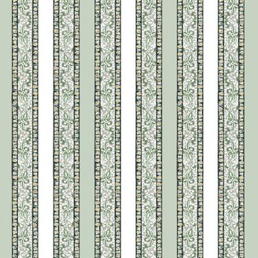 Pimlico Stripe Antique Green
