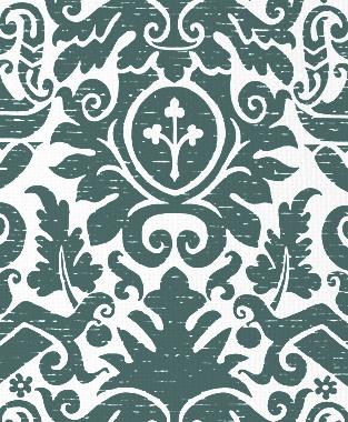 Tillett Textiles Deauville Deep sea