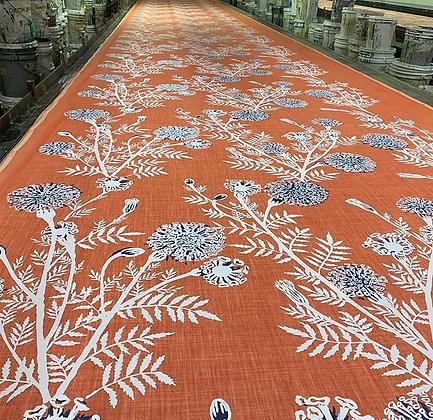 Tillett Textiles Marigold Papya
