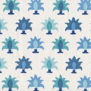 Rohet Flora Blue