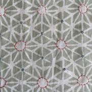 Taraka Moss Green Embroidery