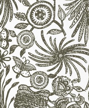Tillett Textiles Ixtaplauca Acacia