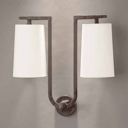 Gustave wall lamp Bronze