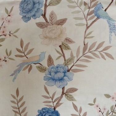 Chinoiserie Blue Natural
