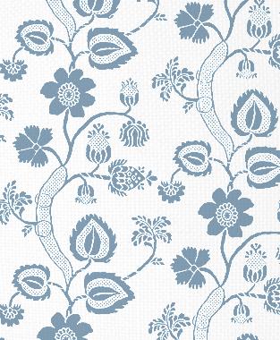 Tillett Textiles Windemere JD Blue