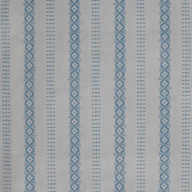 K Blossom Stripe Woad