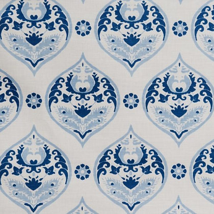 CASA BY P.C. Arabesque in Cornflower Blue