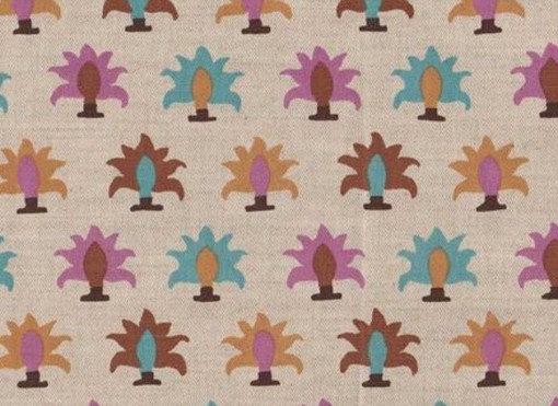 Mally Skok Rohet Flora Multi on Natural