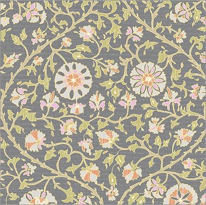 Ferran Textiles Wallpaper French Grey Stone