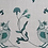 Thumbnail: BIRD SONG Green UK Natural Linen