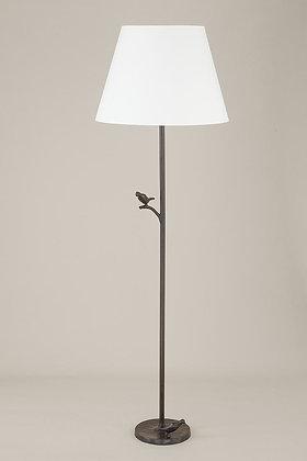 Bronze Floor Lamp Plume