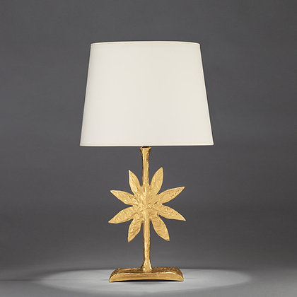 Helios lamp Gold