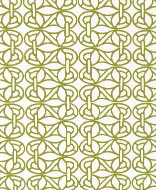 Tillett Textiles Newman's Window Forest Moss