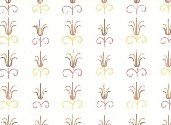 Mally Skok Julia Double Wallpaper Wheat