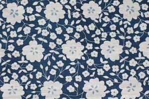 Olives Room Burghley Blue