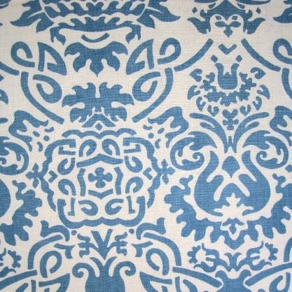 Plumwich Clover Cool Blue