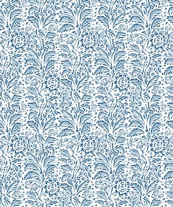 CASA BY P.C. CAPRI BLUE HEAVEN WALLPAPER