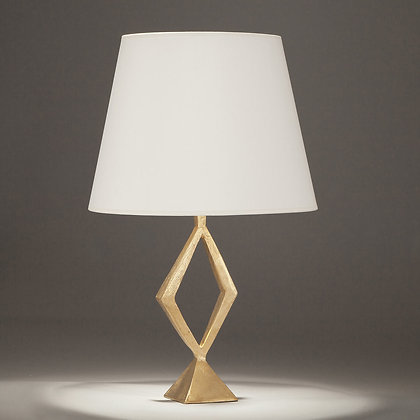 Mayan lamp Gold