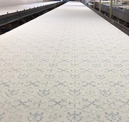 Tillett Textiles Toulouse Brittany Blue