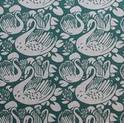 Swans Emerald